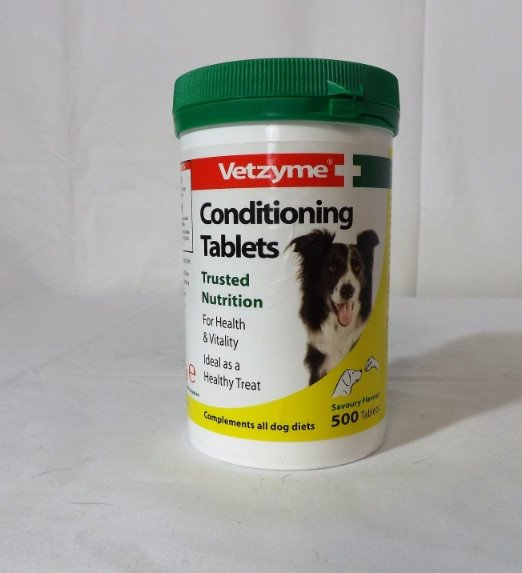 Conditioning Tablets