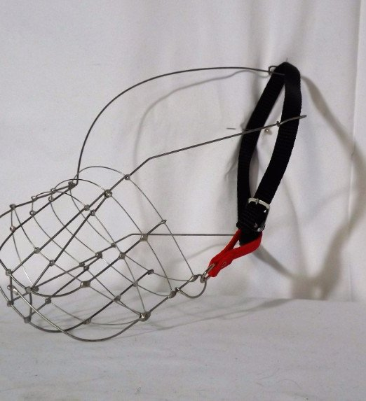 Wire Racing muzzles (red in 3 sizes)